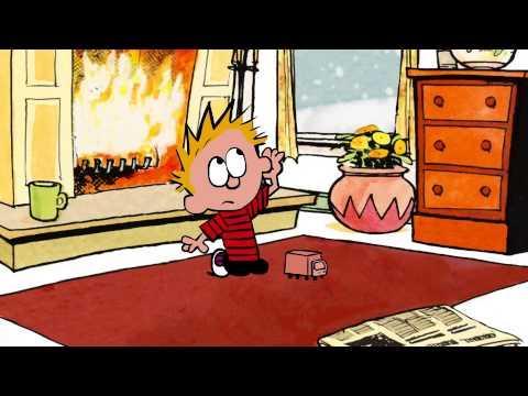 Jokes - Calvin And Hobbes Animated