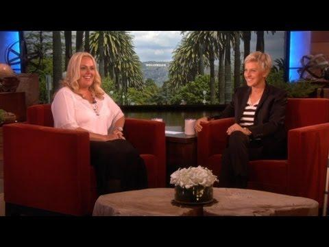 Ellen - Ellen Interviews Hero Mom Who Lost Her Legs
