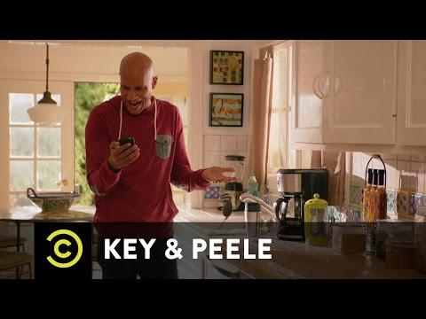 Key And Peele's Text Message Misunderstanding
