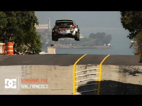 Awesome - Ken Block Drifts In The City