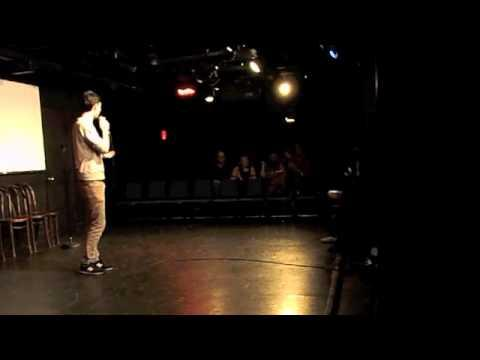 Comedian Adam Newman Gets Heckled By New York Police Officers