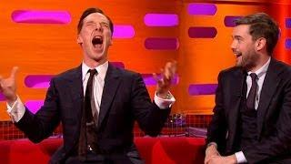 Funny Chewbacca Impression By Benedict Cumberbatch