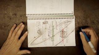 Robot Elephant Notebook Animated Short