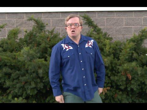 Trailer Park Boys Bubbles Does The Ice Bucket Challenge