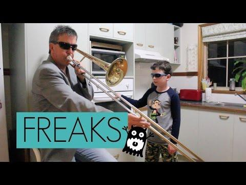 Dad And Son's Funny Cover Of Timmy Trumpet And Savage Freak Song