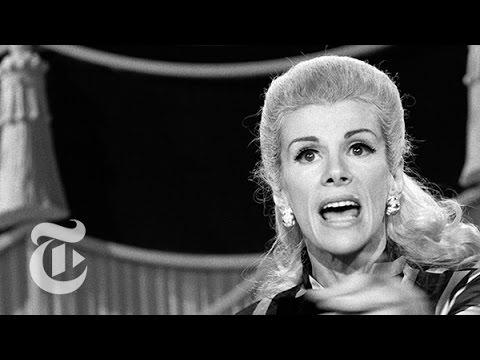 Funny Moments Of Joan Rivers