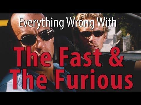 Movie Mistakes From Fast And The Furious