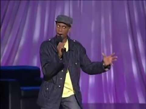 Funny Standup By Dave Chappelle That Unaired