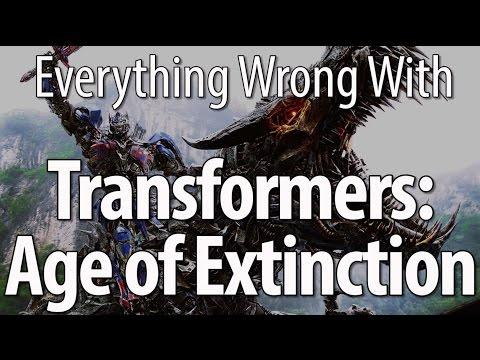 Movie Mistakes From Transformers: Age of Extinction - Part 1