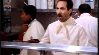 Funny Compilation Of Soup Nazi From Seinfeld