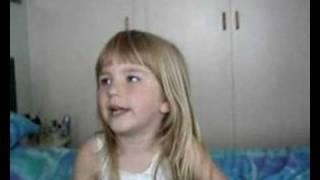 Funny And Adorable Interview With A 3 Years Old Girl