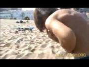 FAIL - Beach Front Flip Goes Wrong