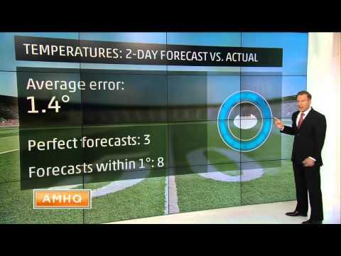 Weather Channel's Funny Response To Bill Belichick