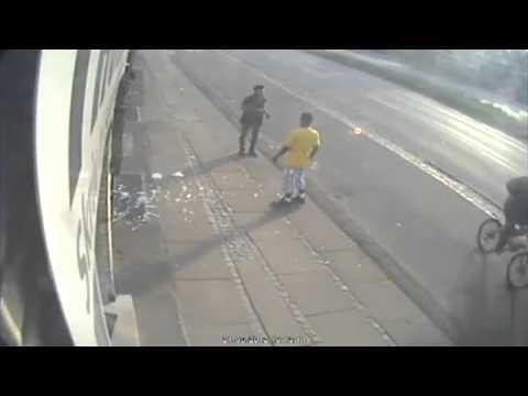 WIN - Kid Is Lucky To Be Alive
