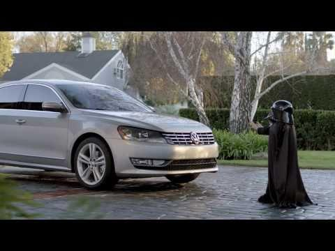 cars volkswagen commercial  force