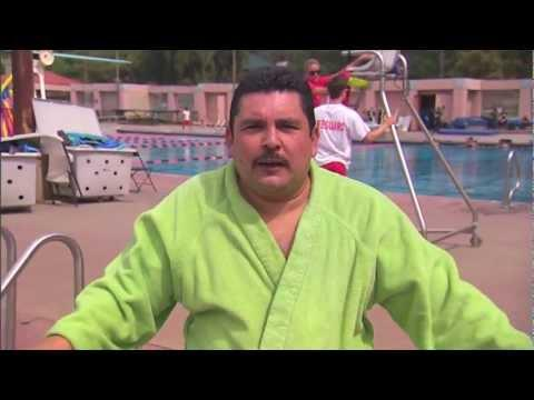 Jimmy Kimmel - Guillermo Goes Diving