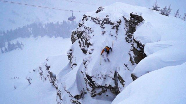 Owen Leeper's Epic Skiing Backflip