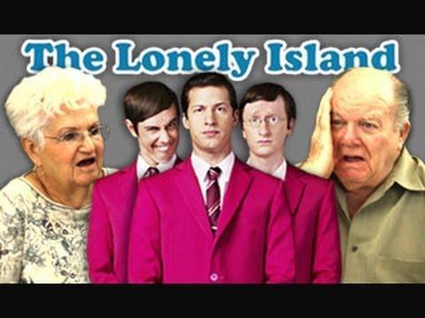 Jokes - Funny Seniors Reaction To Lonely Island