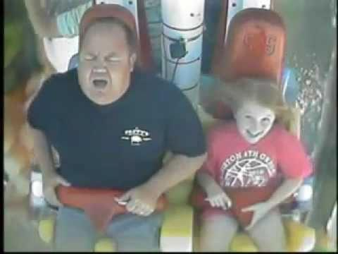 Jokes - Who Is More Scared Of The Ride