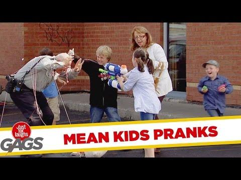Ultimate Just For Laughs Pranks - Rowdy Kids edition