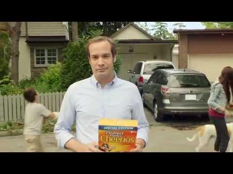 Funny How To Be An Awesome Dad Cheerios Ad