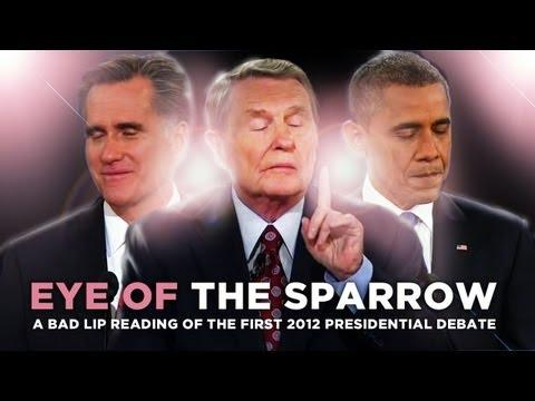 Jokes - Bad Lip Reading Of The Presidential Debate