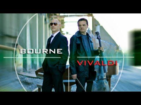 Awesome - Bourne Vivaldi By The Piano Guys
