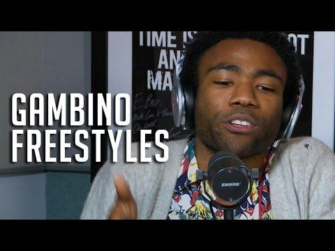 Childish Gambino Drops Some Lines On Hot 97 Radio