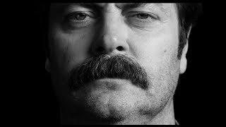 Importance Of The Moustache Shared By Nick Offerman