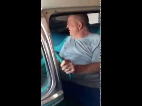 Son Surprises His Father With 57 Chevy On His 57th Birthday