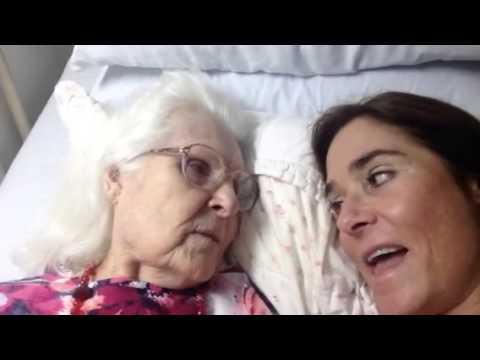 Daughter Reminding Her 87 Years Old Mother Who She Is