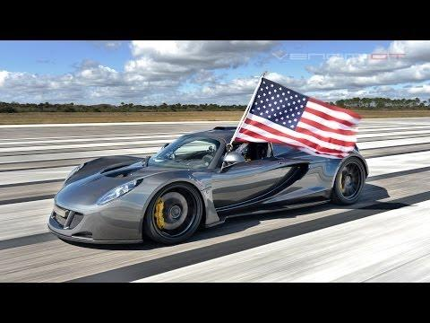Hennessey Venom GT Is World's Fastest Car