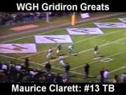 Maurice Clarett's Greatest Football Plays During His High School Years