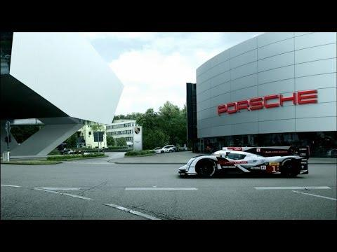 Audi's Welcome Back Message To Porsche