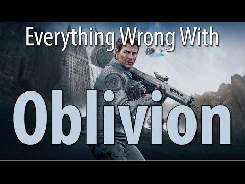Movie Mistakes From Oblivion Starring Tom Cruise