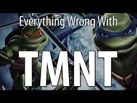 Movie Mistakes From Teenage Mutant Ninja Turtles