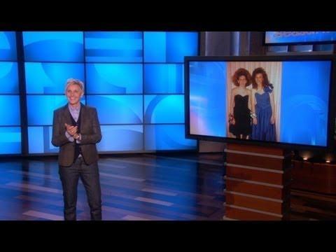 Ellen - Ellen's Fans Embarrassing Photos