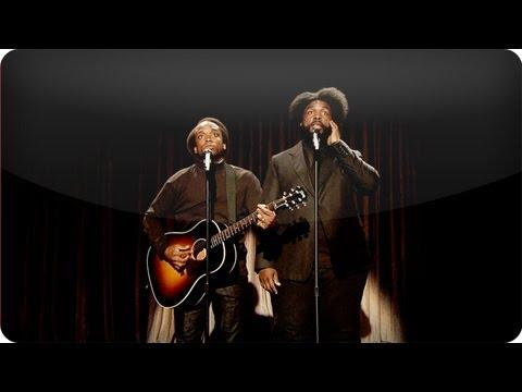 Jimmy Fallon - What Makes You Beautiful Cover By Black Simon and Garfunkel