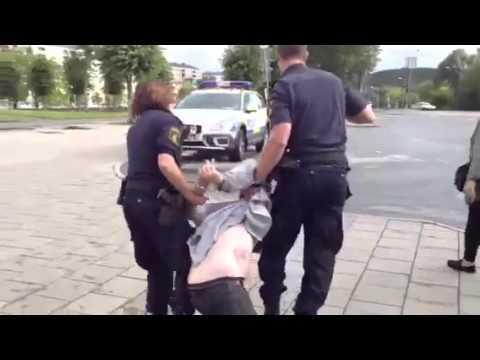 FAIL - How NOT To Arrest A Suspect
