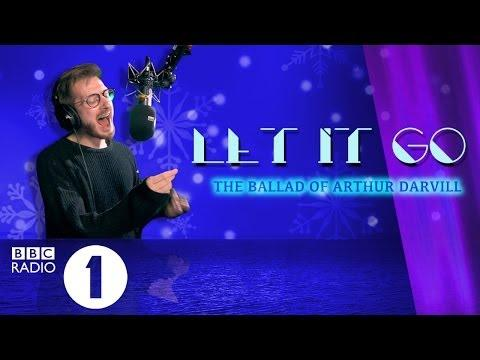 Disney's Let It Go Song Dr Who Parody By Arthur Darvill