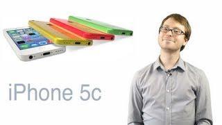 Funny Apple iPhone 5C Promo Parody