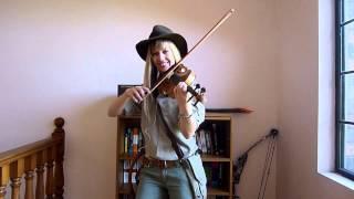 Indiana Jones Theme Music Violin Cover By Lara