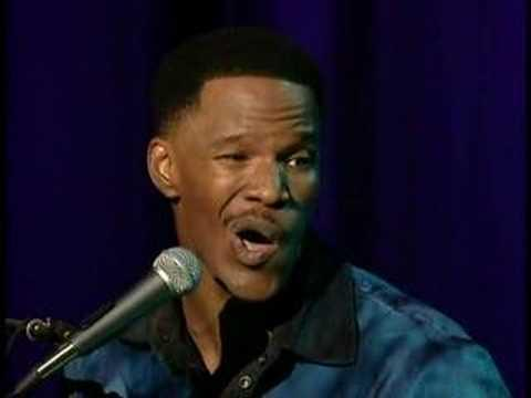 Jamie foxx unsexy words