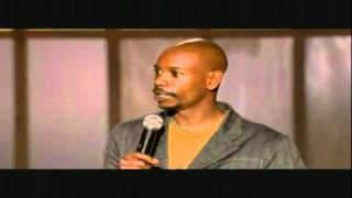 Dave Chappelle's Funny Standup About Smoking Weed