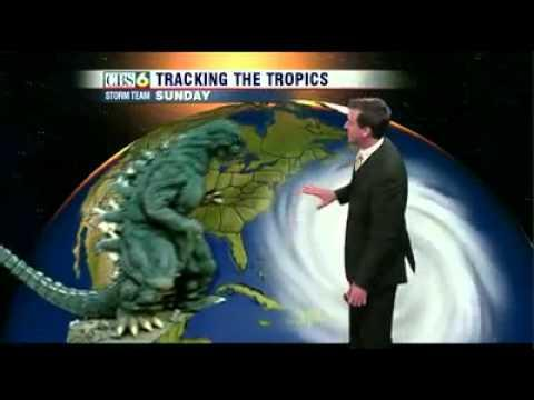 Spoofs - Weather Report Spoof