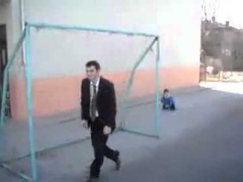 Jokes - Soccer Ball Knocks Out Kid