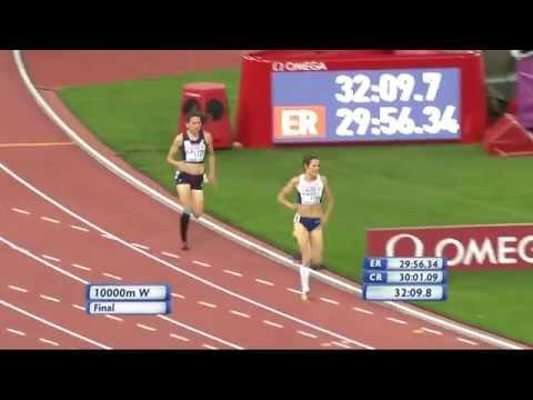 Joe Pavey's Amazing Race At The European Athletics Championships 2014