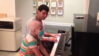 Memphis QB Jacob Karam's Piano Duet With A Cancer Patient