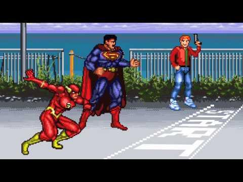 Who's The Fastest - Superman Or Flash