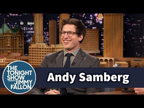 Andy Samberg Has Only One Friend On Facebook